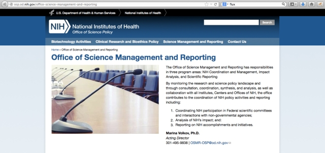 Office_Science_Management_Reporting